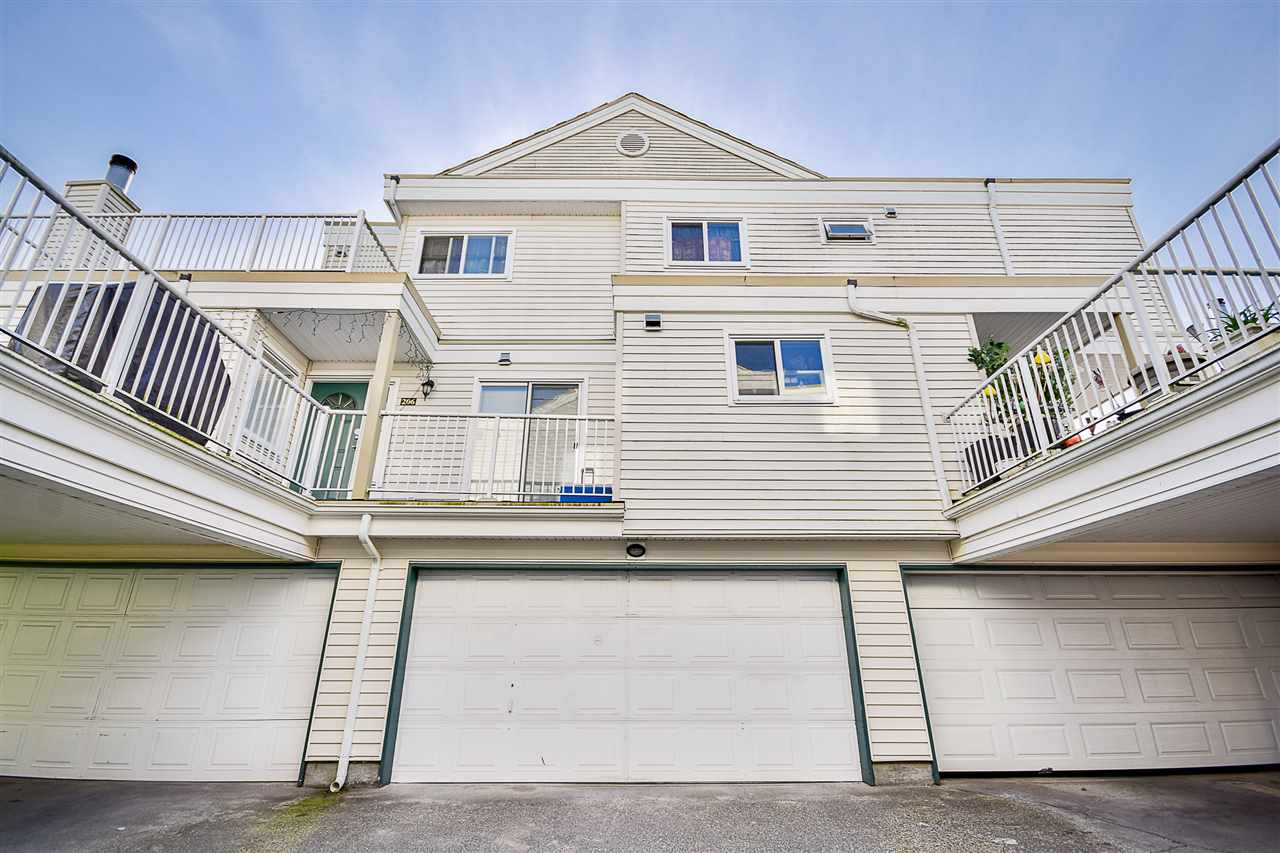 "Main Photo: 206 10091 156 Street in Surrey: Guildford Townhouse for sale in ""Guildford Park Estates"" (North Surrey)  : MLS®# R2161069"