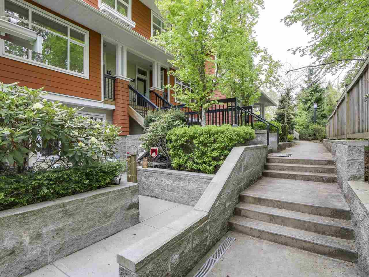 "Main Photo: 53 6878 SOUTHPOINT Drive in Burnaby: South Slope Townhouse for sale in ""CORTINA"" (Burnaby South)  : MLS® # R2164793"