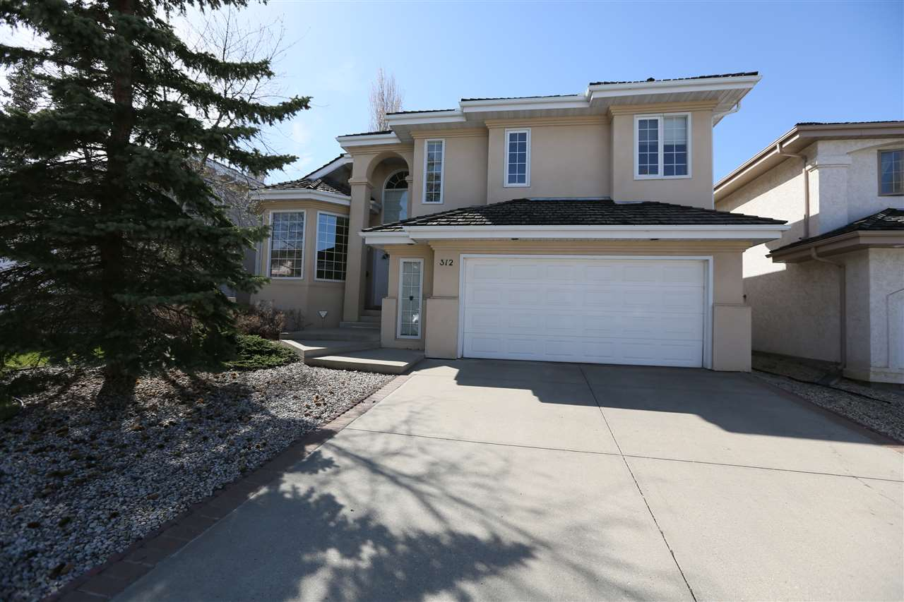 Main Photo: 312 CARMICHAEL Wynd in Edmonton: Zone 14 House for sale : MLS(r) # E4063569