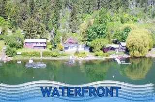Main Photo: 1475 Little Shuswap Lake Road in Chase: Little Shuswap Lake House for sale : MLS®# 146965