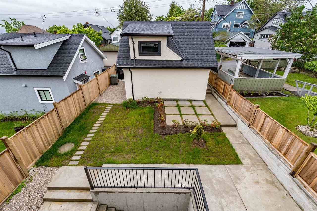 Photo 15: Photos: 3665 FRANKLIN STREET in Vancouver: Hastings East House for sale (Vancouver East)  : MLS® # R2172367