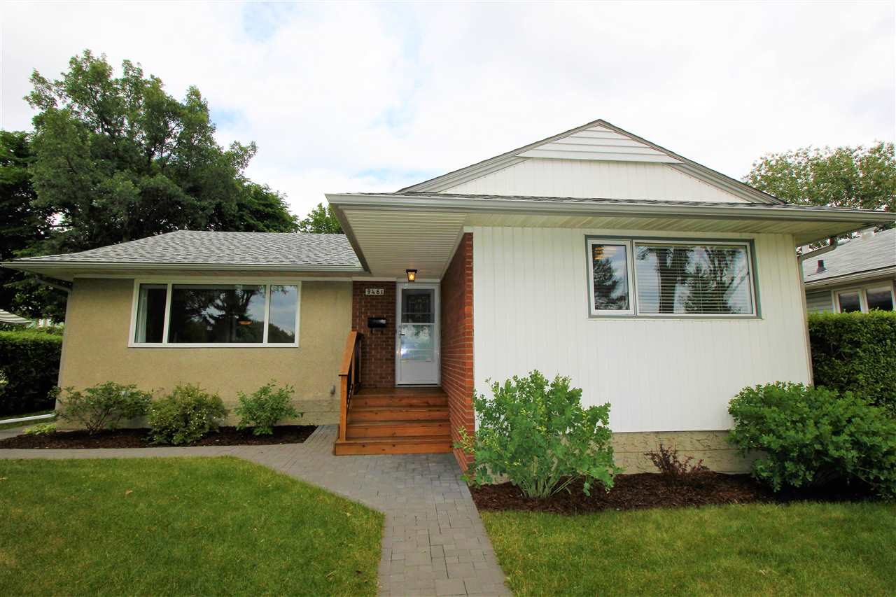 Main Photo: 9461 79 Street in Edmonton: Zone 18 House for sale : MLS(r) # E4074802