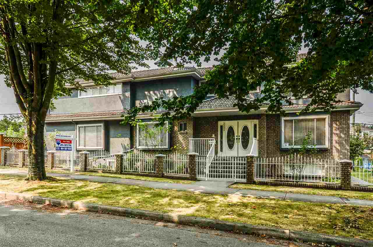 Main Photo: 3333 COPLEY Street in Vancouver: Renfrew Heights House for sale (Vancouver East)  : MLS® # R2196892