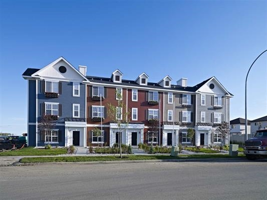 Main Photo: 36 903 Crystallina Nera Way in Edmonton: Zone 28 Townhouse for sale : MLS® # E4079049