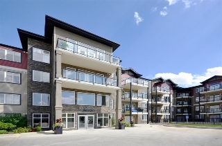Main Photo: 302 12408 15 Avenue in Edmonton: Zone 55 Condo for sale : MLS® # E4083458