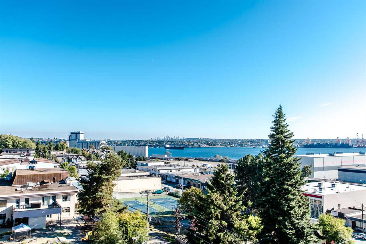 "Main Photo: 706 145 ST. GEORGES Avenue in North Vancouver: Lower Lonsdale Condo for sale in ""THE TALISMAN"" : MLS® # R2209830"