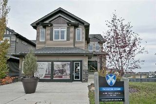 Main Photo: 5714 GREENOUGH Landing in Edmonton: Zone 58 House for sale : MLS® # E4085977