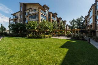 "Main Photo: 410 12655 190A Street in Pitt Meadows: Mid Meadows Condo for sale in ""CEDAR DOWNS"" : MLS® # R2216075"
