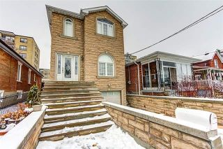 Main Photo: 149 Cedric Avenue in Toronto: Oakwood-Vaughan House (2-Storey) for lease (Toronto C03)  : MLS® # C4018290