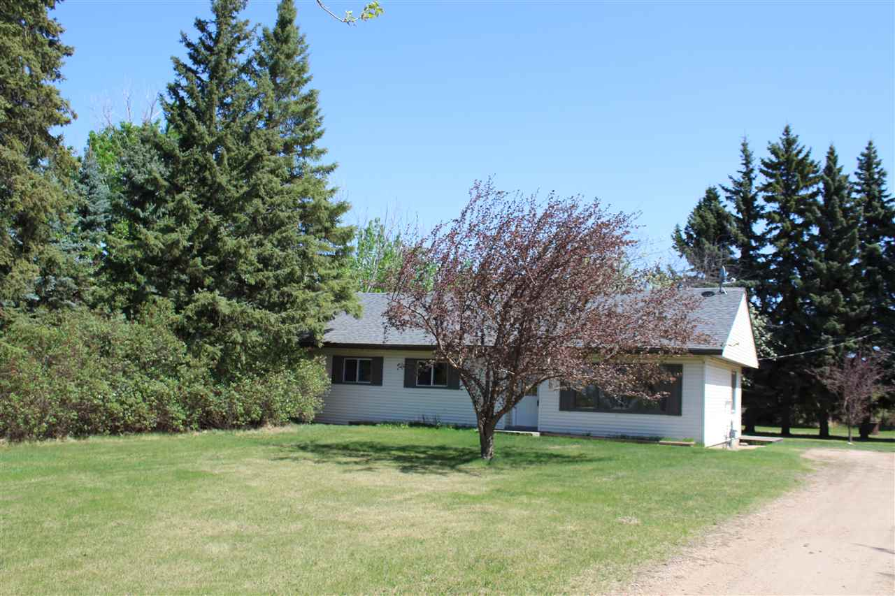 Main Photo: 57229 Range Rd 221: Rural Sturgeon County House for sale : MLS®# E4105525