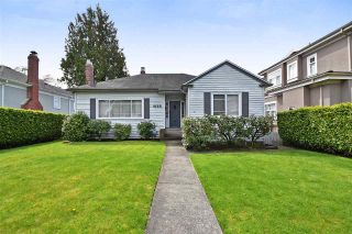 Main Photo: 1658 W 58TH Avenue in Vancouver: South Granville House for sale (Vancouver West)  : MLS®# R2262865