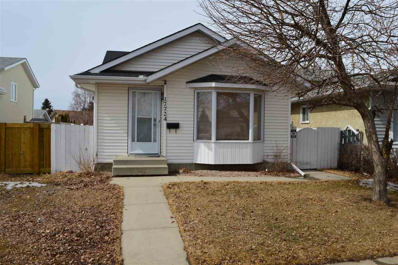 Main Photo: 17724 91 Street in Edmonton: Zone 28 House for sale : MLS®# E4110011