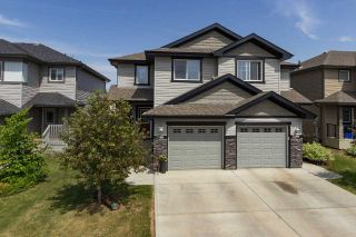 Main Photo: 2346 CASSELMAN Crescent in Edmonton: Zone 55 House Half Duplex for sale : MLS®# E4115338