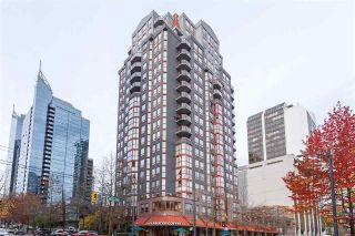 "Main Photo: 1804 811 HELMCKEN Street in Vancouver: Downtown VW Condo for sale in ""IMPERIAL TOWER"" (Vancouver West)  : MLS®# R2295716"
