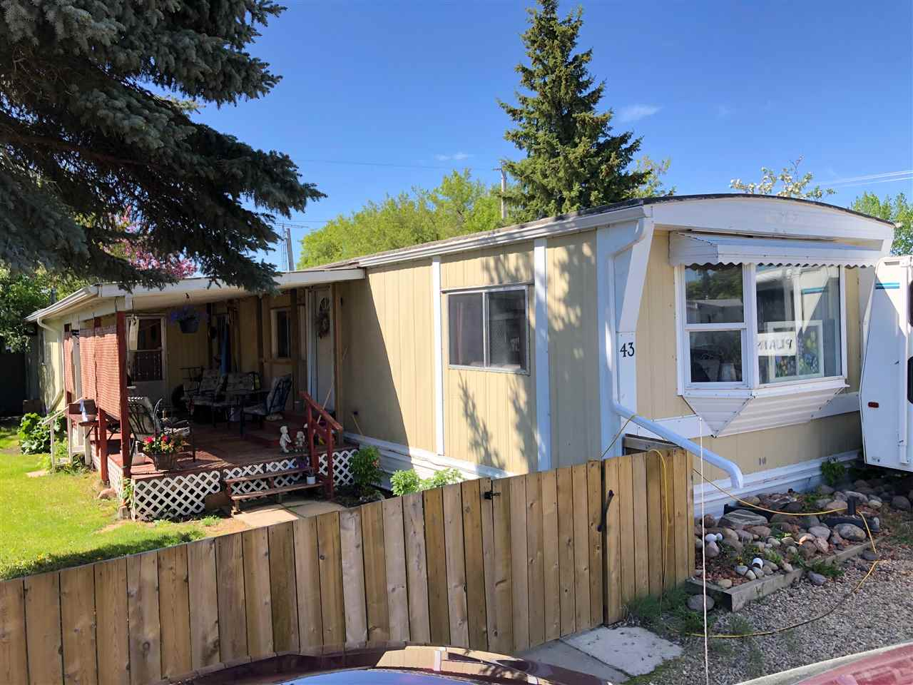 FEATURED LISTING: #43 9501 104 Avenue Westlock