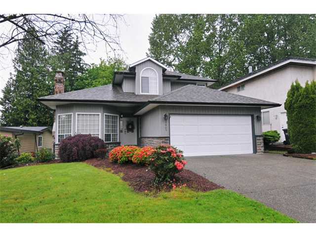 Main Photo: 3905 ROBIN Place in Port Coquitlam: Oxford Heights House for sale : MLS®# V892202
