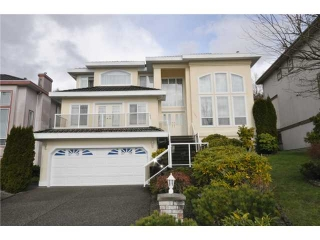 Main Photo: 2569 Diamond Crescent in Coquitlam: Westwood Plateau House for sale : MLS® #  V876427