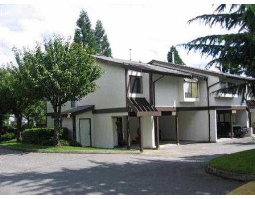 Main Photo: 1 1184 Inlet Street in Coquitlam: New Horizons Townhouse for sale : MLS® # V721044