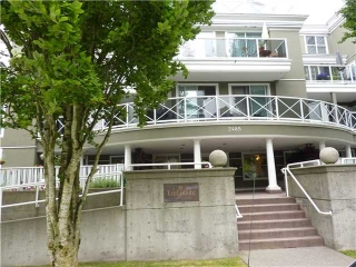 Main Photo: 205 2485 ATKINS Avenue in Port Coquitlam: Central Pt Coquitlam Condo for sale : MLS(r) # V991278