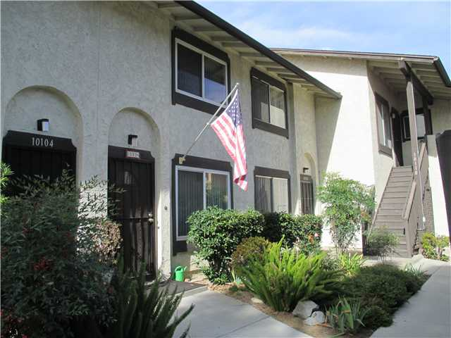 Main Photo: SANTEE Condo for sale : 2 bedrooms : 10108 PEACEFUL Court