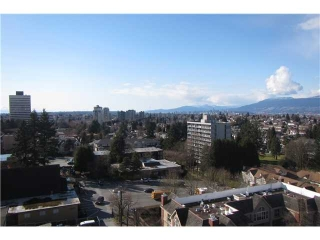 "Main Photo: 1206 5652 PATTERSON Avenue in Burnaby: Central Park BS Condo for sale in ""CENTRAL PARK PLACE"" (Burnaby South)  : MLS® # V1044313"