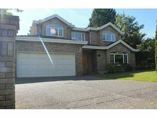 Main Photo: 6889 MARGUERITE Street in Vancouver: South Granville House for sale (Vancouver West)  : MLS® # V1088552