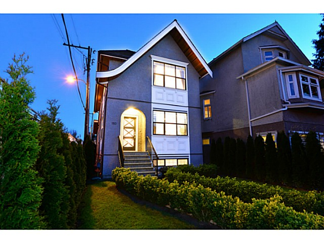 Main Photo: 180 E 17TH Avenue in Vancouver: Main House for sale (Vancouver East)  : MLS® # V1116513