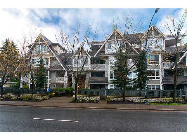 "Main Photo: 203 1111 LYNN VALLEY Road in North Vancouver: Lynn Valley Condo for sale in ""DAKOTA"" : MLS® # V1117559"
