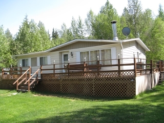 Main Photo: 23 4418 Hwy 633: Rural Lac Ste. Anne County Manufactured Home for sale : MLS® # E4001770