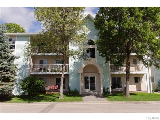Main Photo: 481 Thompson Drive in WINNIPEG: St James Condominium for sale (West Winnipeg)  : MLS®# 1600654