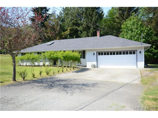 Main Photo: 6796 Burr Drive in SOOKE: Sk Broomhill Single Family Detached for sale (Sooke)  : MLS®# 364702