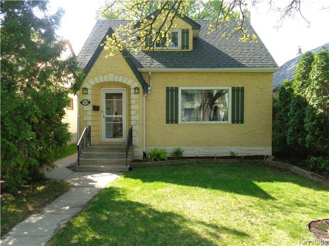 Main Photo: 924 Mulvey Avenue in Winnipeg: Manitoba Other Residential for sale : MLS® # 1613022
