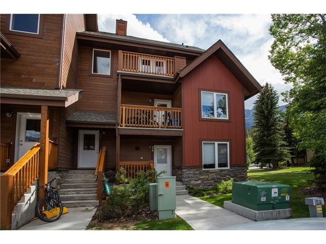 Photo 1: 23 100 Rundle Drive: Canmore House for sale : MLS® # C4067595