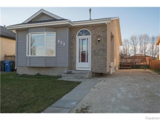 Main Photo: 932 McMeans Avenue East in Winnipeg: Canterbury Park Residential for sale (3M)  : MLS(r) # 1628757