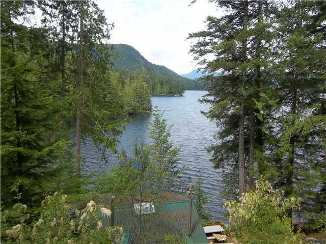 "Main Photo: LOT 32 HALLOWELL Road in Pender Harbour: Pender Harbour Egmont Home for sale in ""RUBY LAKE"" (Sunshine Coast)  : MLS(r) # R2132619"