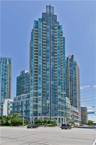 Main Photo: 1804 3939 Duke Of York Boulevard in Mississauga: City Centre Condo for lease : MLS® # W3689485