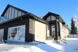 Main Photo: 20 55 CRANFORD Drive: Sherwood Park House Half Duplex for sale : MLS(r) # E4050928