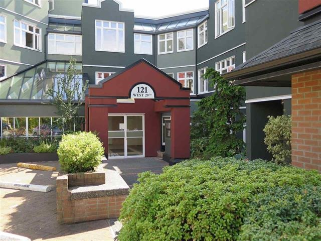 "Main Photo: 501 121 W 29TH Street in North Vancouver: Upper Lonsdale Condo for sale in ""Somerset Green"" : MLS® # R2145670"