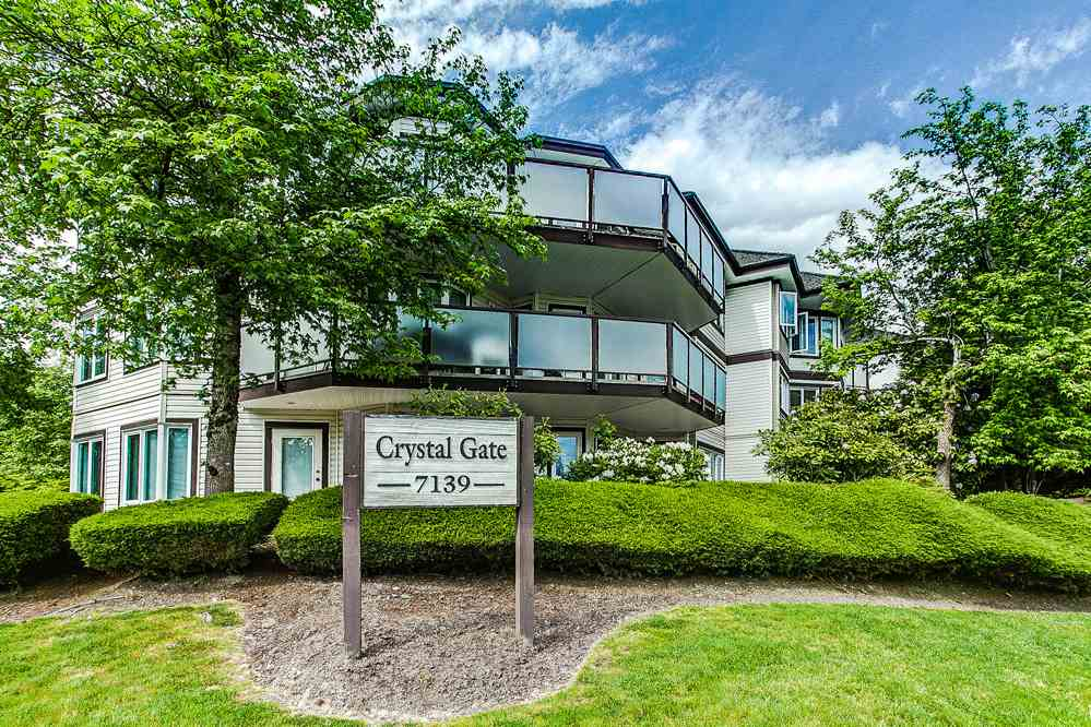 "Photo 2: 213 7139 18TH Avenue in Burnaby: Edmonds BE Condo for sale in ""CRYSTAL GATE"" (Burnaby East)  : MLS® # R2146247"