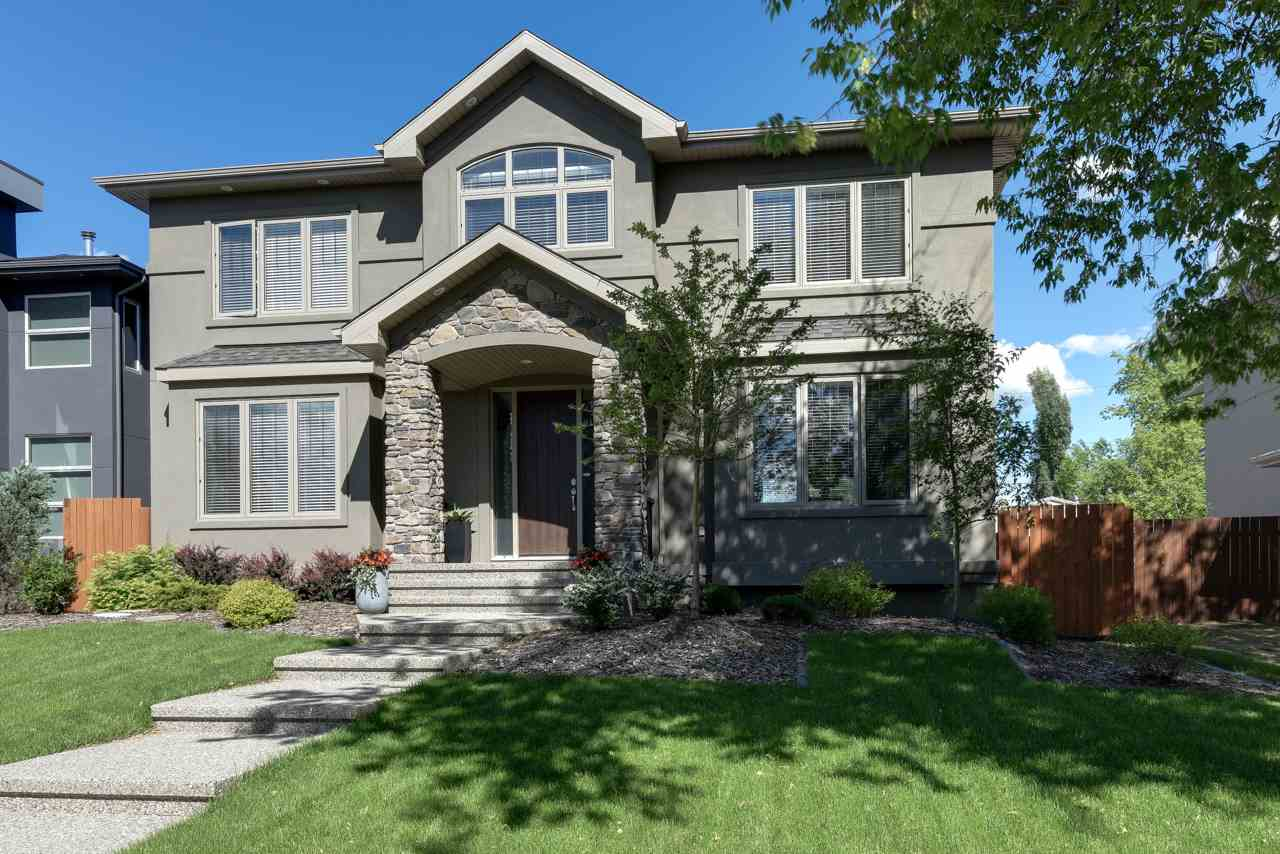 Main Photo: 9611 146 Street in Edmonton: Zone 10 House for sale : MLS(r) # E4062962