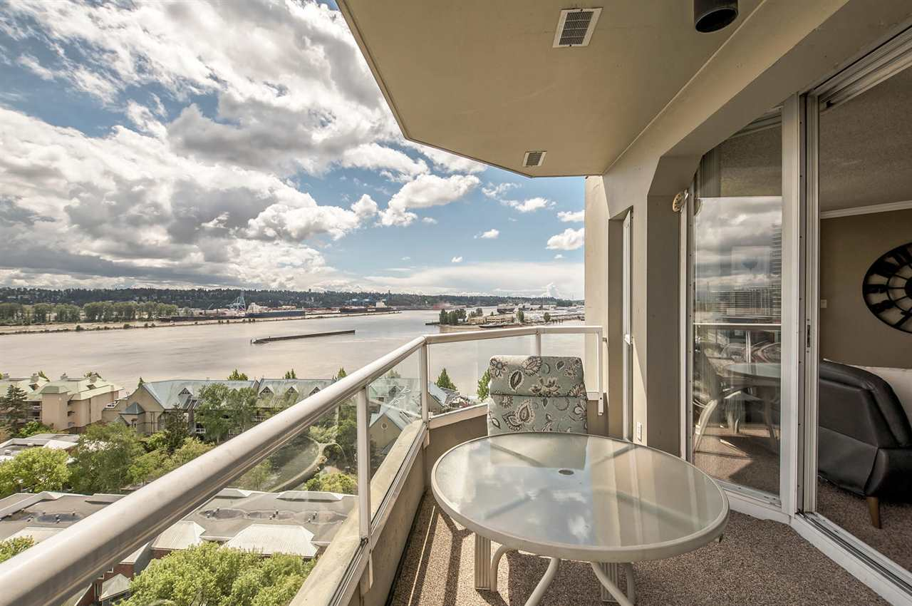 "Main Photo: 1506 1135 QUAYSIDE Drive in New Westminster: Quay Condo for sale in ""ANCHOR POINTE"" : MLS(r) # R2165683"