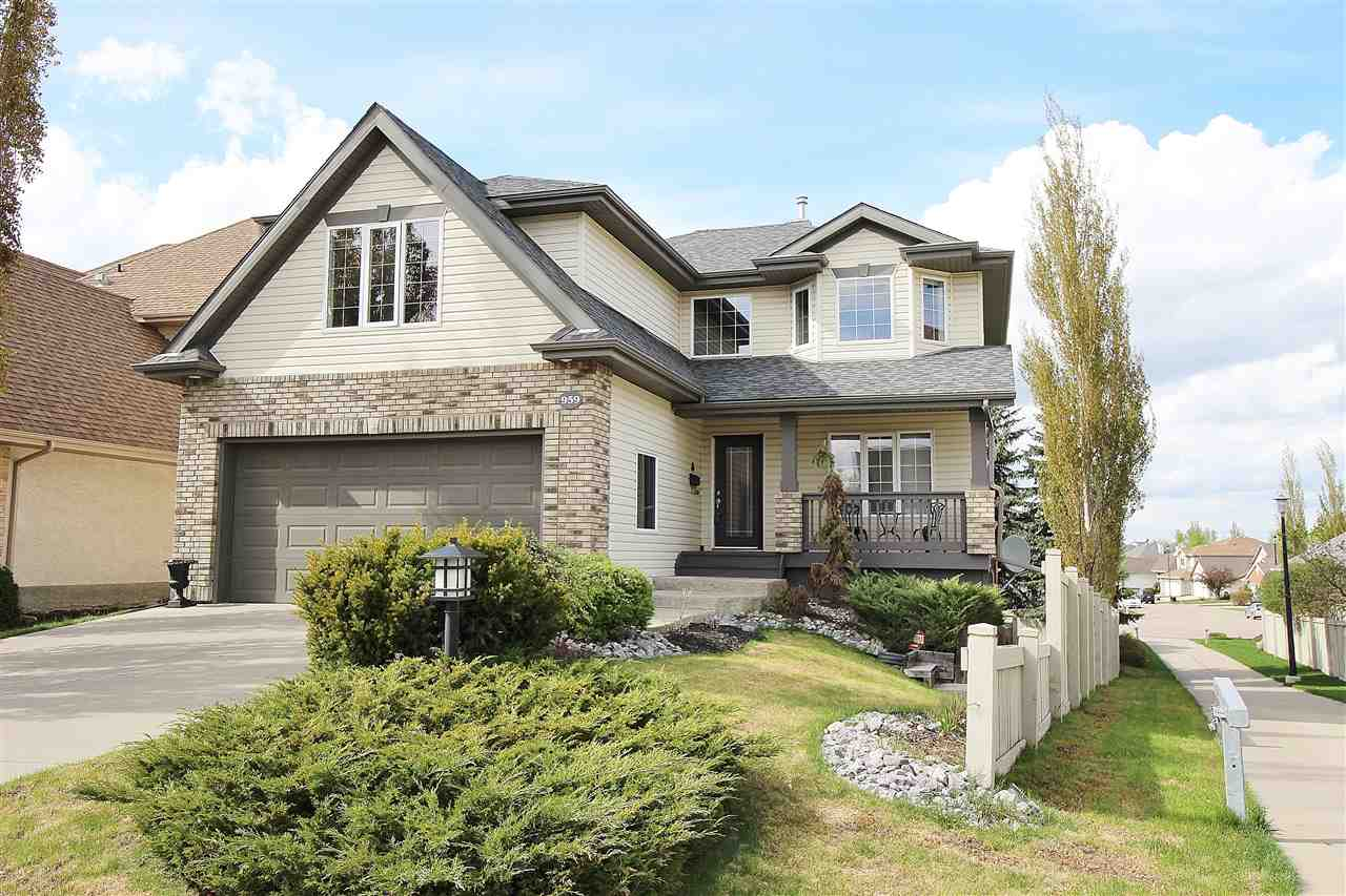 Main Photo: 959 LAMB Crescent in Edmonton: Zone 14 House for sale : MLS(r) # E4064478