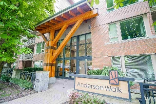 "Main Photo: 423 119 W 22ND Street in North Vancouver: Central Lonsdale Condo for sale in ""Anderson Walk"" : MLS®# R2168632"