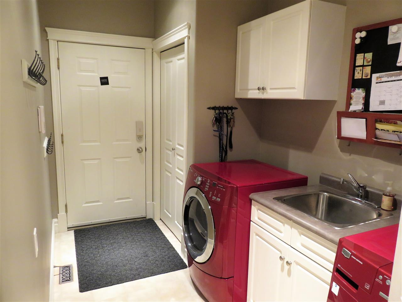 View of the main floor Laundry Room!! Note the Soaker Sink too!