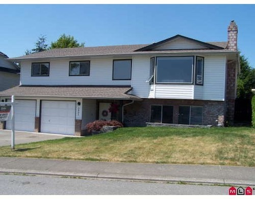 Main Photo: 3081 GOLDFINCH Street in Abbotsford: Home for sale : MLS(r) # F2915878