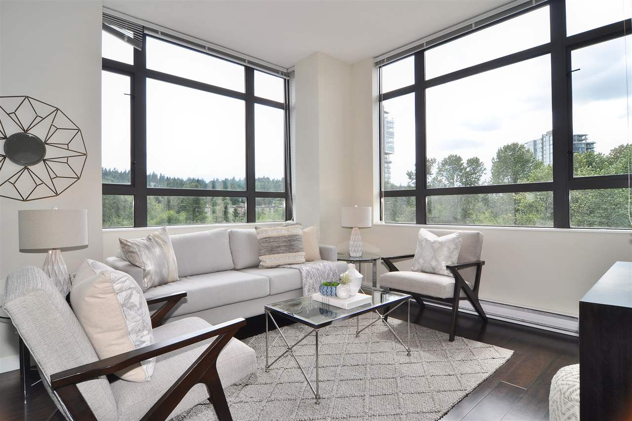 "Photo 3: 609 121 BREW Street in Port Moody: Port Moody Centre Condo for sale in ""ROOM"" : MLS(r) # R2178031"