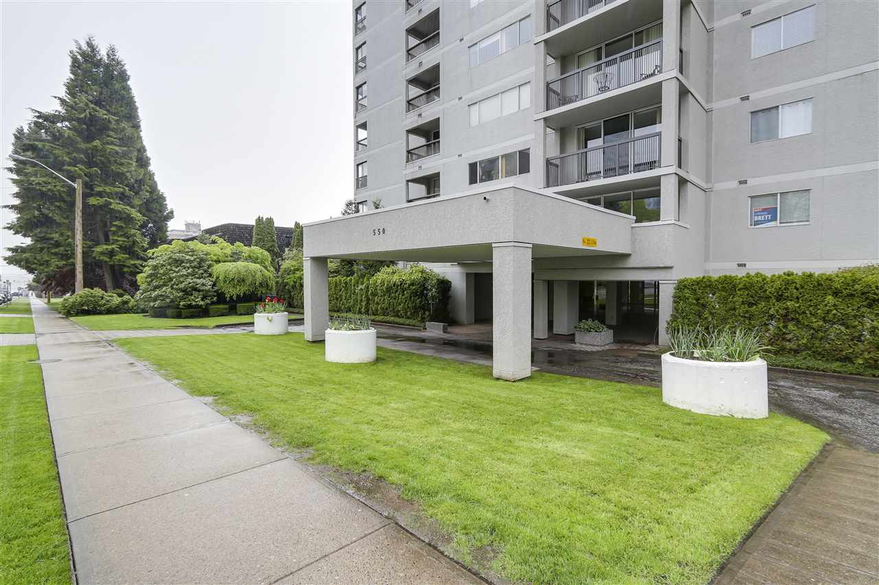 "Main Photo: 505 550 EIGHTH Street in New Westminster: Uptown NW Condo for sale in ""PARK RIDGE"" : MLS(r) # R2179931"