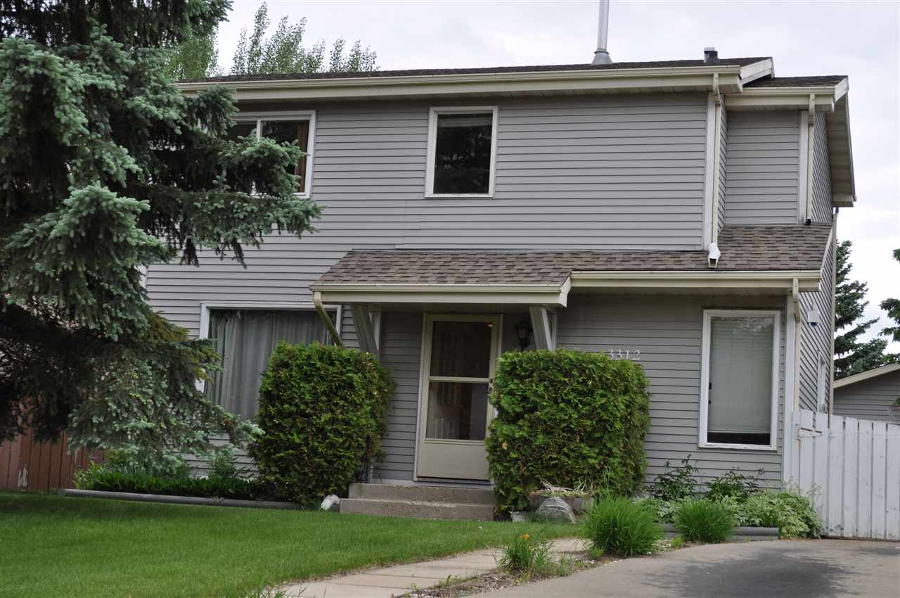 Main Photo: 3312 46 Street in Edmonton: Zone 29 House for sale : MLS(r) # E4070639