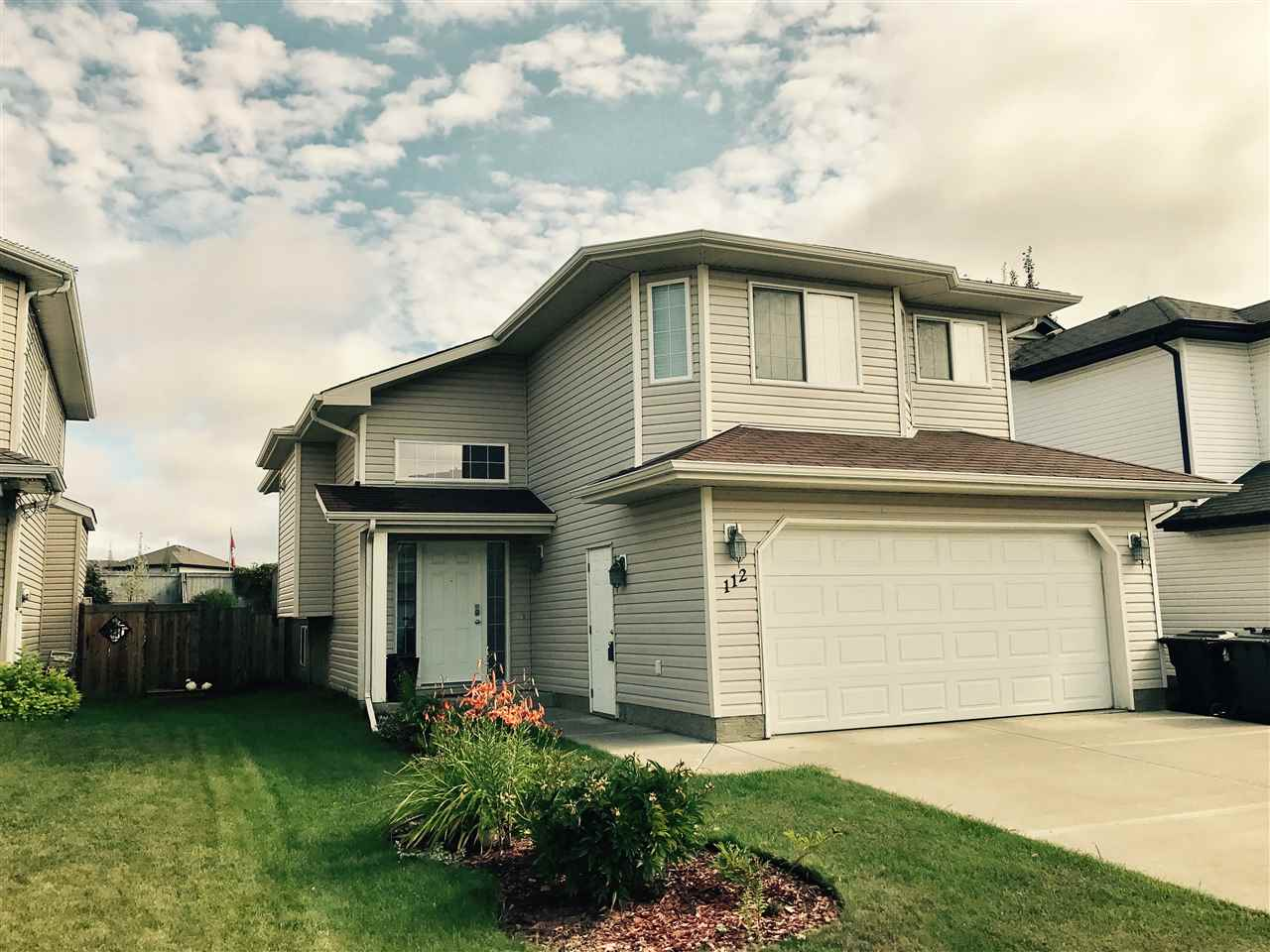 Main Photo: 112 Greystone Crescent: Spruce Grove House for sale : MLS® # E4076831