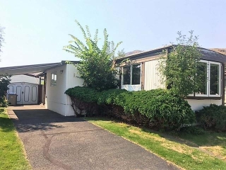 Main Photo: 44 2400 OAKDALE Way in : Westsyde Manufactured Home/Prefab for sale (Kamloops)  : MLS® # 142356